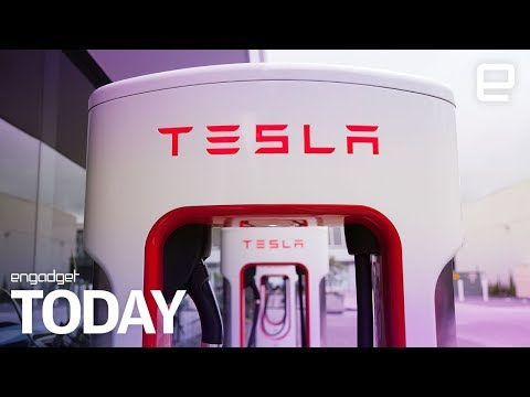 Tesla's Gigafactory could be causing a global battery shortage | Engadget Today