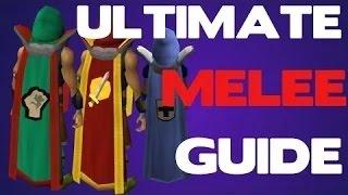 Old School Runescape 1-99 Melee Combat Guide F2P