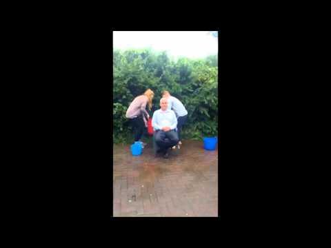 Trevor's Splash.  Ice Bucket Challenge