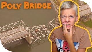 BRUG ONGELUK! - Poly Bridge #4