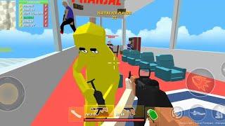 Dude Update Multiplayer Om Dude ketemu player cheater 😂 Oyanio Tv