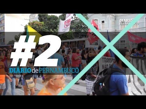 Aumento das passagens, Joanna Maranhão, Geninha e o Teatro de Santa Isabel