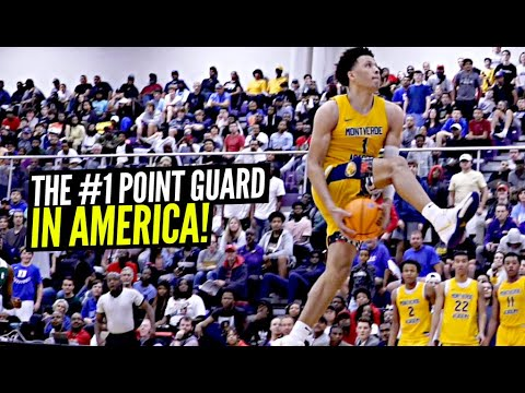 The BEST Point Guard In America!? Cade Cunningham Is The Nation's #1 Ranked PG! FULL Highlights!