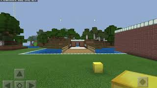 I like to Build House in Minecraft with family and friends Together All ways.😐