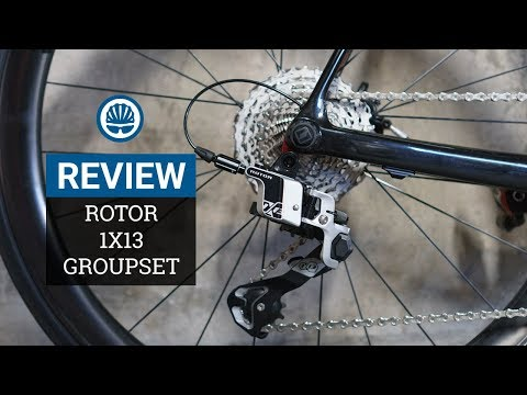 Rotor 1x13 Hydraulic Groupset Review   An Expensive Engineering Marvel