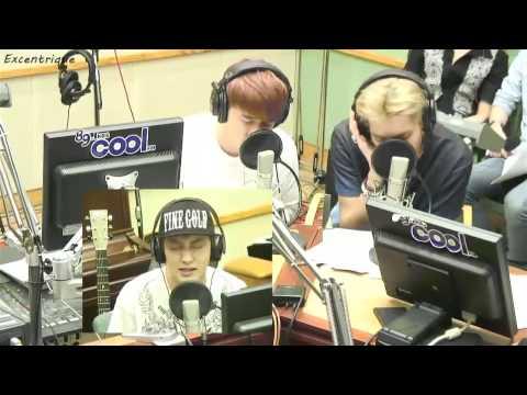130813 Sukira - Guilty 죽일 놈 Live by Kyungsoo, Kris & Chanyeol