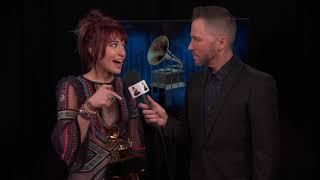 Lauren Daigle One-On-One Interview   2019 GRAMMYs