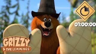1 heure de Grizzy & les Lemmings // Compilation #04 - Grizzy & les Lemmings