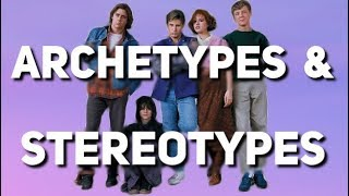 Archetypes & Stereotypes - The Breakfast Club | Renegade Cut