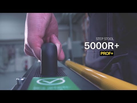 Wibe Ladders - Step stool 5000R+