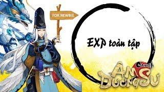 [Garena Âm Dương Sư] Hướng dẫn toàn tập về kiếm EXP