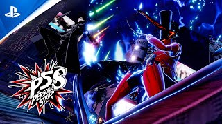 Persona 5 strikers :  bande-annonce VOST