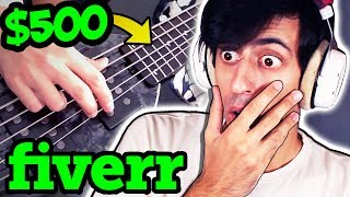 I Hired 10 Bassists to Create the Best Bass Solo EVER...