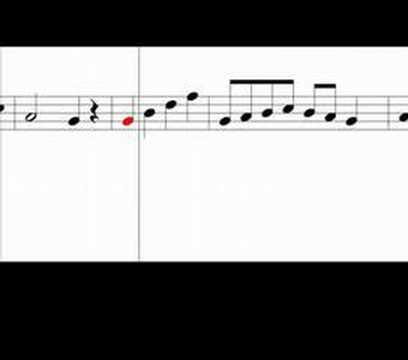 Aprenda Sax - Exercício 5.5- sax alto