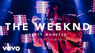 The Weeknd – Party Monster (live)