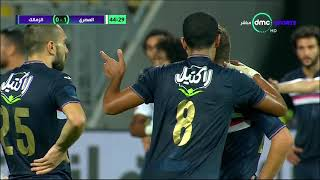 ملخص مباراة الزمالك vs المصري 1/2 النارية بالدوري موسم 2017/2018 - الدوري المصري - YouTube
