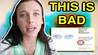 EMMA CHAMBERLAIN REALLY MESSED UP (WEEKLY TEACAP)