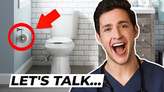 18 CRAZY Facts About Your Bathroom | Wednesday Checkup