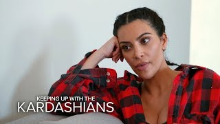 KUWTK | Kim Questions Kourtney's Friendship With Her Assistant | E!