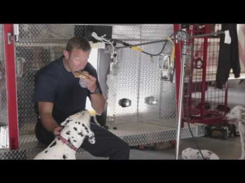 """Casey's General Store Pizza Spot: Behind the Scenes - """"Fire Fighter"""""""