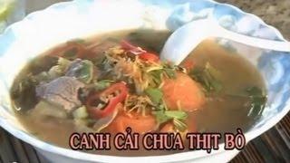 Canh Cải Chua Thịt Bò - Xuân Hồng