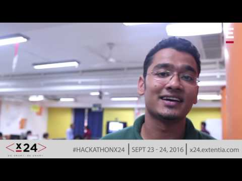 X24.2016 – Parikrama's Code Marathon
