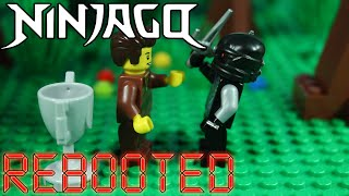 LEGO Ninjago Rebooted Episode 1: Dareth vs Nindroid