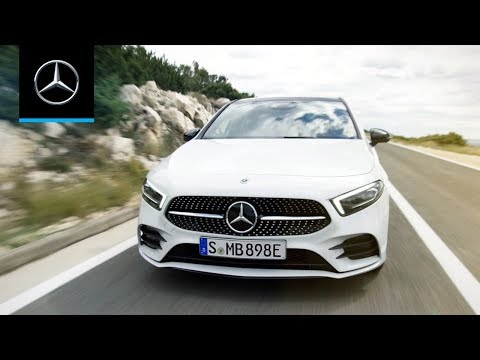 Mercedes-Benz A-Class (2020): Plug-In Hybrid with EQ Power