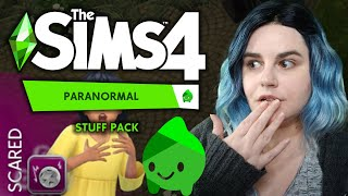 New SCARED Emotion (Base Game) + More Paranormal Details!