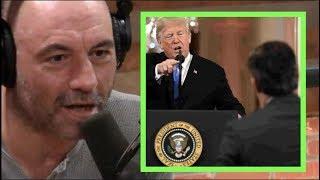 Joe Rogan on Trump & Jim Acosta