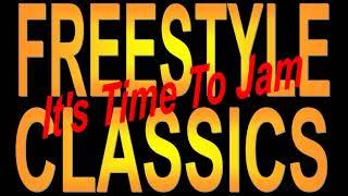 Freestyle Classics - 80's & 90's Freestyle Mix - (DJ Paul S)