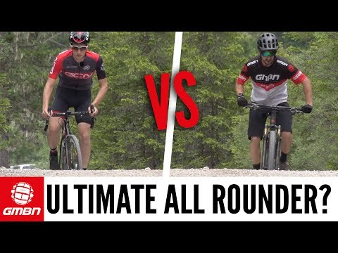 "What Is The Ultimate All Rounder Bike"" GMBN Vs GCN"