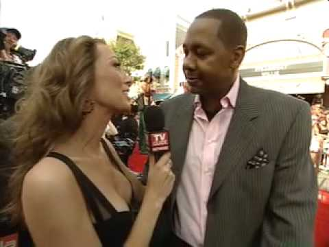 Didiayer Snyder interviewing Mark Curry - YouTube