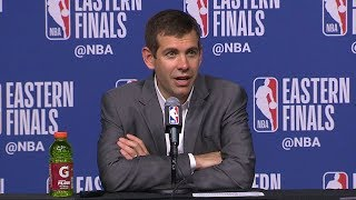 Brad Stevens Postgame Interview - Game 7 | Cavaliers vs Celtics | 2018 NBA East Finals