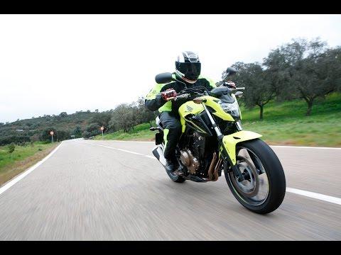 Presentación Honda CB500F y CBR500R 2016