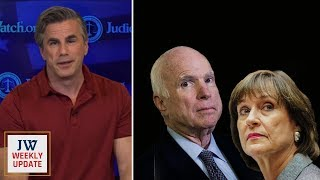 JW Pres. Tom Fitton: NEW IRS Scandal Docs, NEW Lawsuit on Anti-Trump Mueller Deputy...& More!