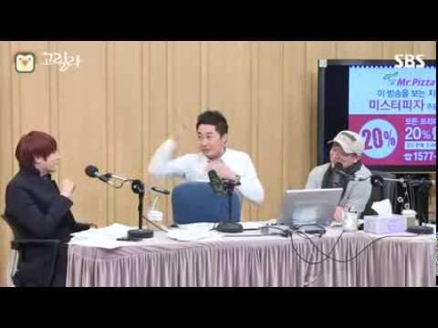 [SBS]컬투쇼, 김희철, 잦은 해외활동 덕분에 생긴 슈퍼주니어 에피소드