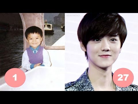Luhan Ex-EXO Childhood | From 1 To 27 Years Old