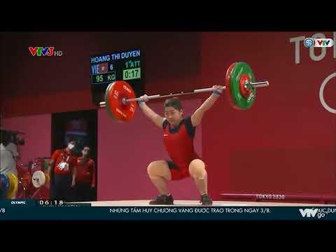 Kỳ Olympic không trọn vẹn của đô cử Hoàng Thị Duyên | VTV24