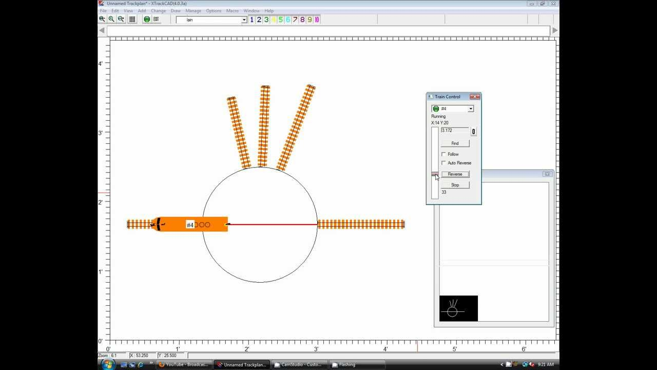 XTrkCad Model Railroad Design Free Software - How to ...