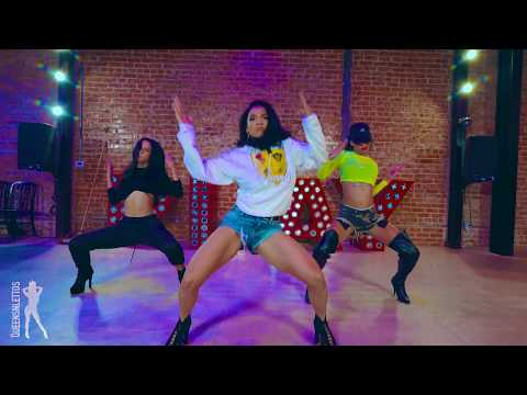 Everybody Mad @mrklynik remix | Aliya Janell choreography | Queens N Lettos