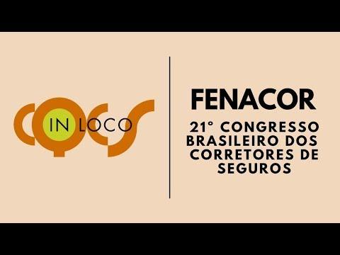 Imagem post: Fenacor no 21º Congresso dos Corretores de Seguros