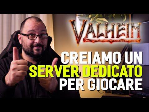 VALHEIM | COME CREARE un SERVER DEDICATO …
