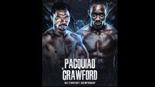 Pacquiao Vs Crawford FULL fight HD 2021