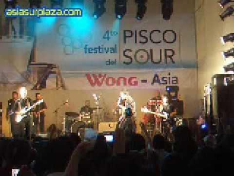 Bareto Que se vaya - ASIA - Festival del Pisco Sour