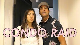Bachelor's Condo raid by Alex Gonzaga