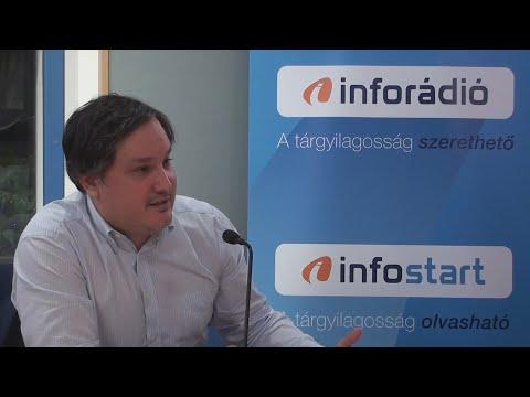 InfoRádió - Aréna - Nagy Márton - 2021.09.20.