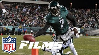 Michael Vick Makes His Return to the NFL with the Eagles | Mike Vick: A Football Life | NFL Films