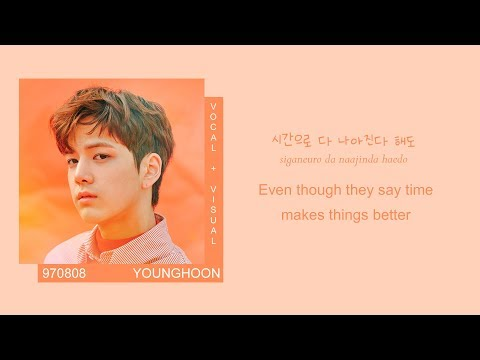 THE BOYZ (더보이즈) - Walkin' in Time (시간이 안 지나가) (Color coded Han/Rom/Eng Lyrics/가사)