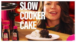 Slow Cooker Chocolate Cake | Flavor Makers Series | McCormick